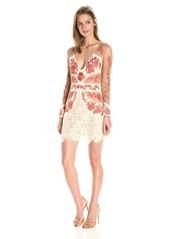 For Love & Lemons Women's Matador Tulle Dress  XS