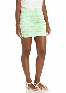 For Love & Lemons Women's Mini Skirt  Extra Small