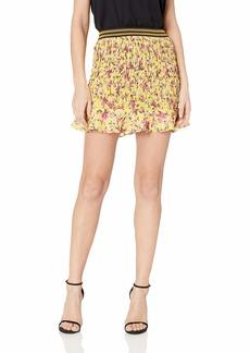 For Love & Lemons Women's Odette Mini Skirt