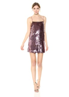 For Love & Lemons Women's Sparklers Tank Dress  M