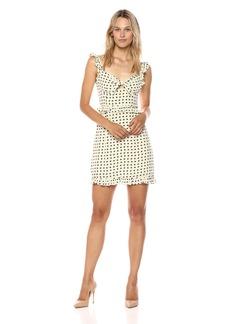 For Love & Lemons Women's Sweetheart Mini Dress  XS