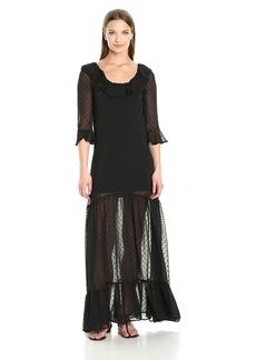 For Love & Lemons Women's Tarta Maxi Dress  M