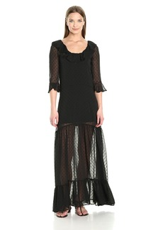 For Love & Lemons Women's Tarta Maxi Dress  S