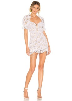 For Love & Lemons X REVOLVE Daisy Eyelet Dress