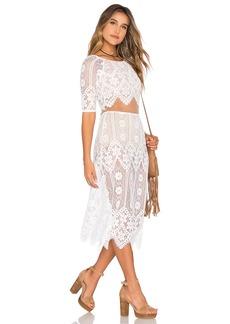 For Love & Lemons x REVOLVE Dress