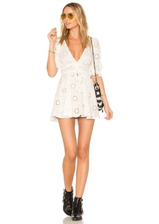For Love & Lemons X REVOLVE Eyelet Dress