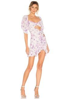 For Love & Lemons X REVOLVE Lovely Mini Dress