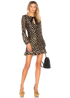 For Love & Lemons Lottie Bell Sleeve Dress