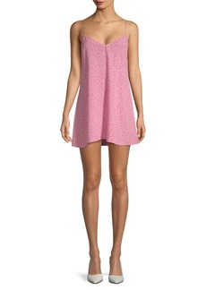 For Love & Lemons Twinkle Slip Dress