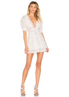 For Love & Lemons x REVOLVE Pintuck Dress