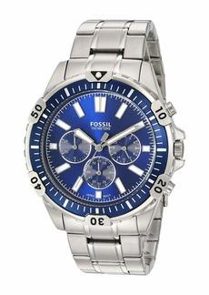 Fossil Garrett Chronograph Watch