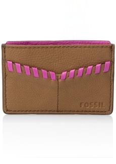 Fossil Card Case Wallet Credit Card Holder