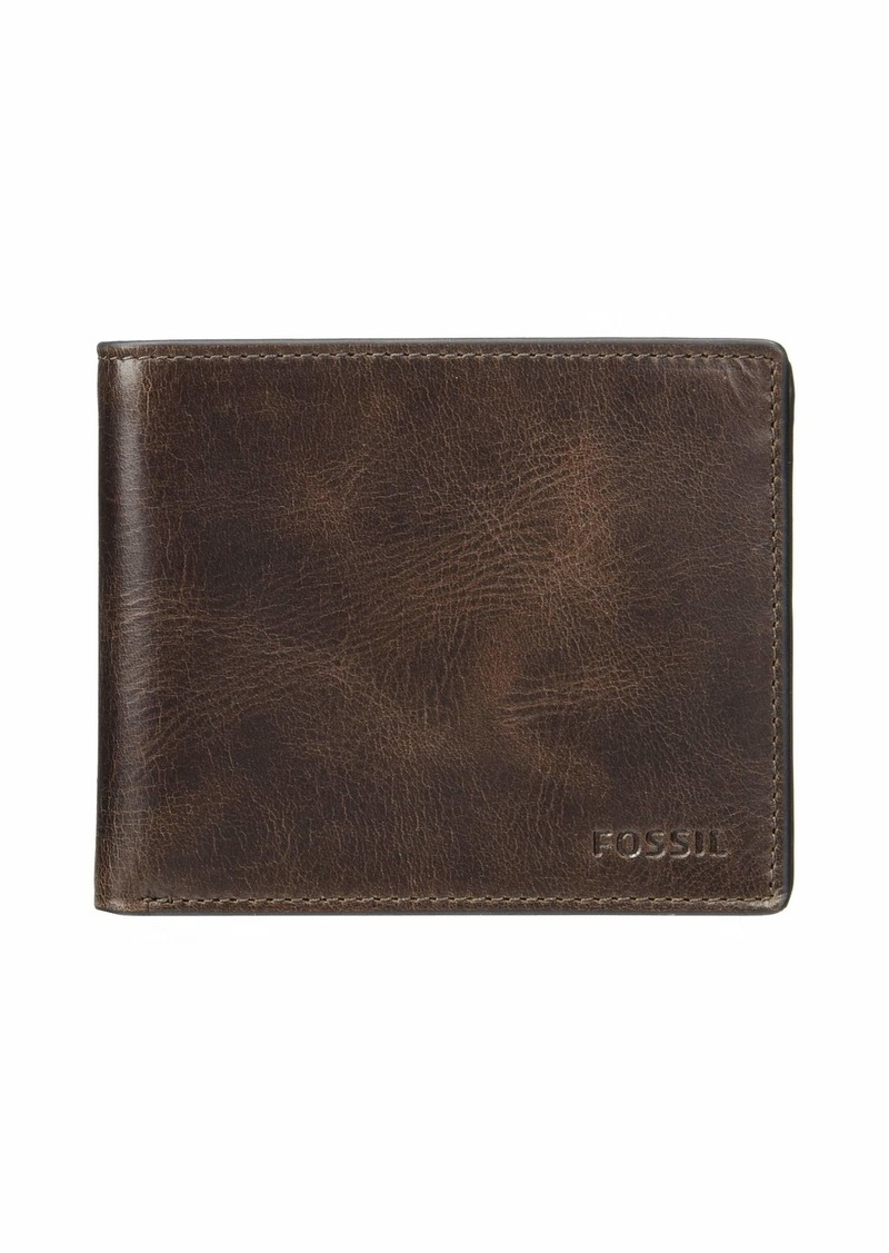 Fossil Derrick Large Coin Pocket Bifold