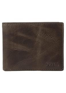 Fossil Derrick RFID Passcase