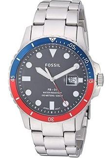 Fossil FB-01 Three-Hand Date Men's Watch