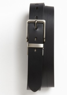 Fossil 'Brandon' Twist Reversible Leather Belt