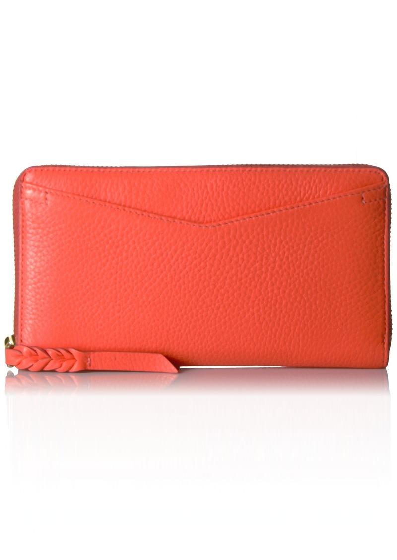 Fossil Caroline Rfid Zip Around Wallet  Wallet