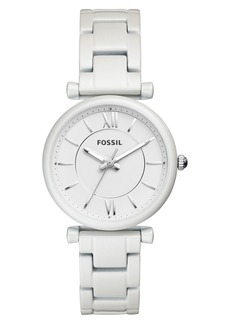 Fossil Charlie Bracelet Watch, 35mm