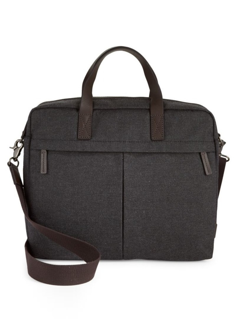 Fossil Classic Leather Briefcase