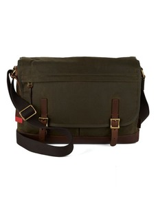 Fossil Defender Messenger Bag