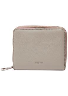 Fossil Emma Rfid Mini Leather Wallet