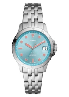 Fossil FB-01 Bracelet Watch, 36mm