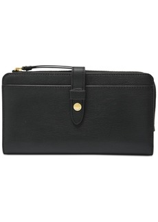 Fossil Fiona Leather Tab Wallet