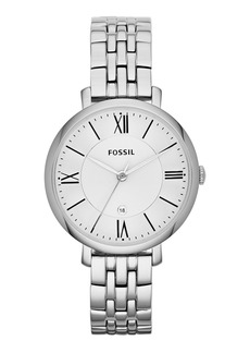 Fossil 'Jacqueline' Round Bracelet Watch, 36mm