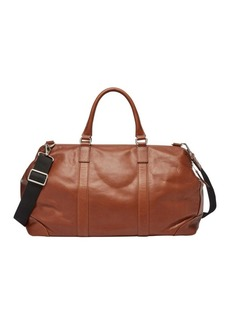 Fossil Mayfair Leather Duffle Bag