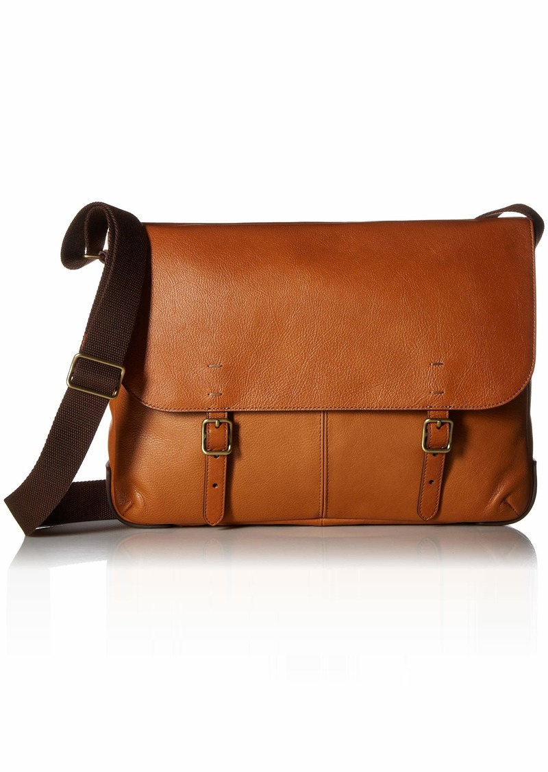 Fossil Men's Buckner Laptop Messenger Bag
