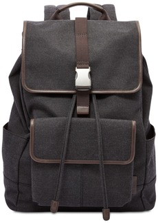 Fossil Men's Buckner Rucksack Backpack