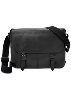 Fossil Men's Buckner Small Leather Commuter Bag