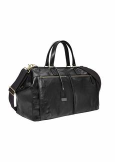 Fossil Men's Defender Leather Duffle Bag