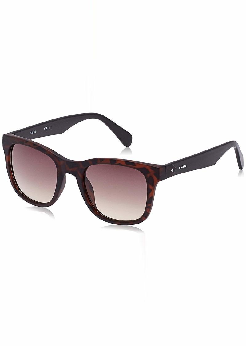 Fossil Men's Fos 3067/s Square Sunglasses MATT HVNA 52 mm