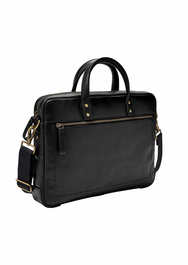 Fossil Men's Haskell Brief  Briefcase