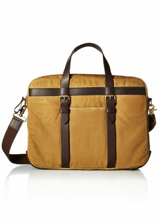 Fossil Men's Haskell Ew Utility Brief Briefcase