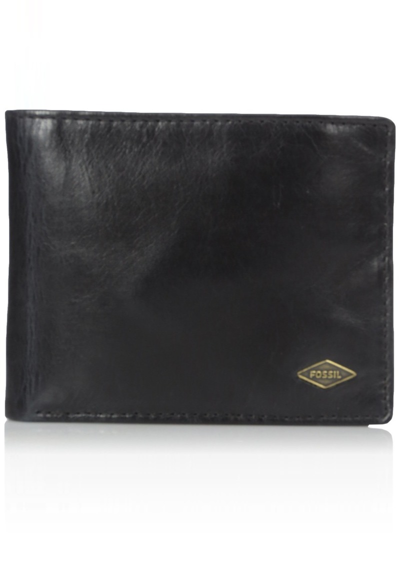 Fossil Men's International Combination Wallet