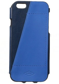 Fossil Men's IPhone 6 Case Blue