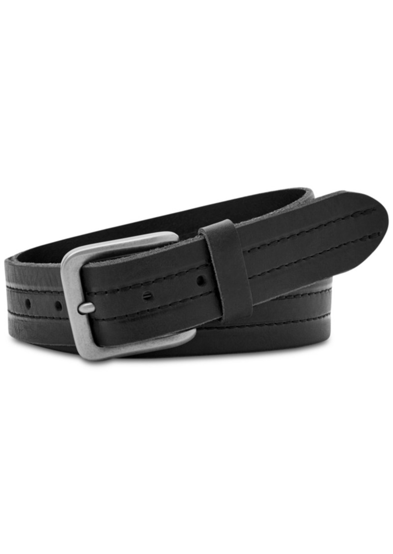 Fossil Men's Keith Leather Belt