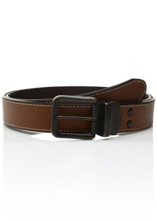 Fossil Men's Leather Fitz Reversible Belt