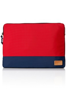 Fossil Men's Nylon Laptop Sleeve Red