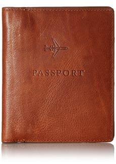 Fossil Men's Passport Case-