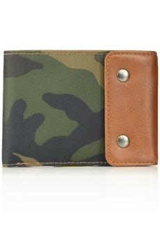 Fossil Men's RFID Bifold Wallet Ethan-Multi