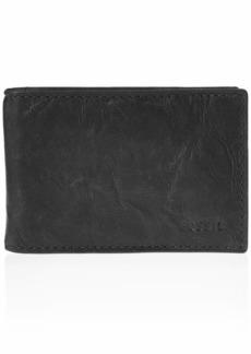 Fossil Men's Ingram Leather RFID blocking Bifold Wallet