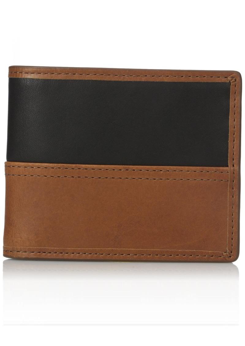 Fossil Men's RFID Flip ID Bifold Wallet