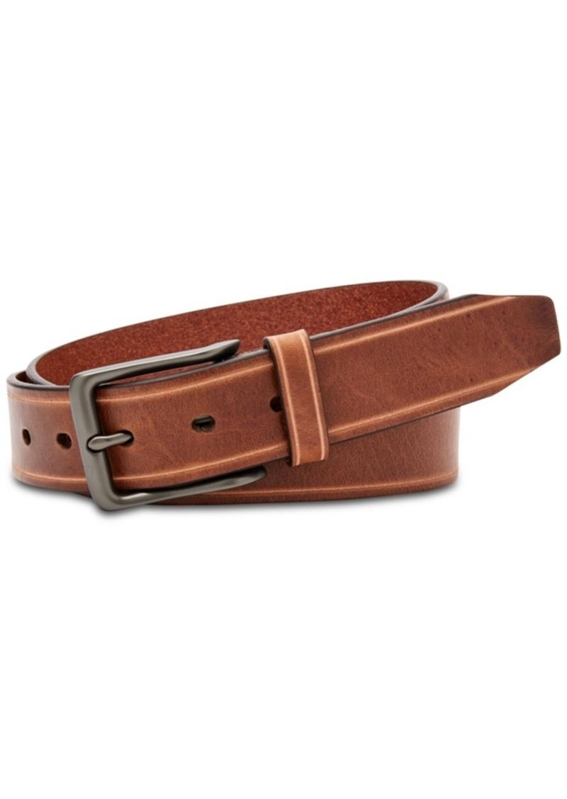 Fossil Men's Stuart Leather Belt