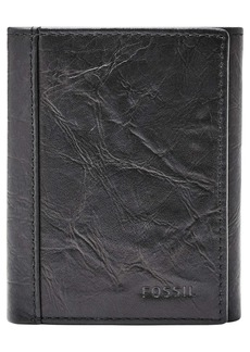 Fossil Neel Leather Wallet