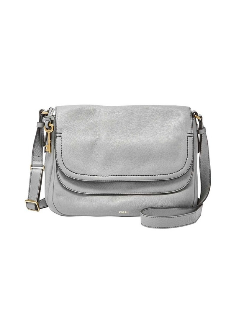 ed12e9af4 On Sale today! Fossil Fossil® Peyton Large Double Flap Crossbody