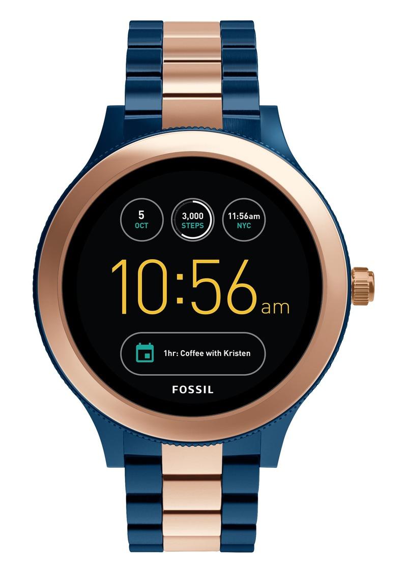 fossil fossil q venture gen 3 bracelet smartwatch 42mm. Black Bedroom Furniture Sets. Home Design Ideas