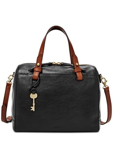 Fossil Rachel Small Leather Satchel